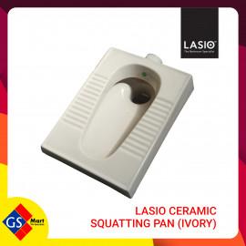 image of LASIO Ceramic Squatting Pan (IVORY)