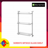 image of SORENTO SRT8323 GLASS SHELF