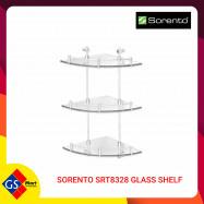 image of SORENTO SRT8328 GLASS SHELF