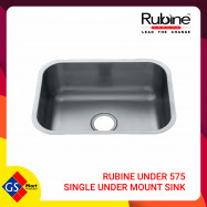 image of Rubine UNDER 575 Single Under Mount Sink
