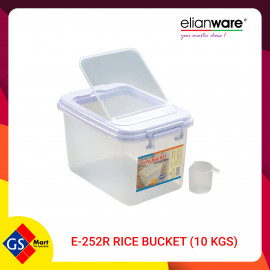 image of E-252R Rice Bucket (10 Kgs)