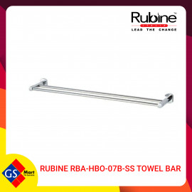 image of RUBINE RBA-HBO-07B-SS TOWEL BAR