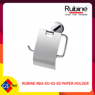 image of RUBINE RBA-SU-03-SS PAPER HOLDER
