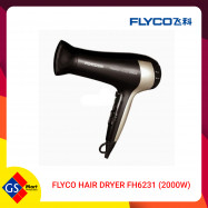 image of Flyco Hair Dryer FH6231 (2000w)