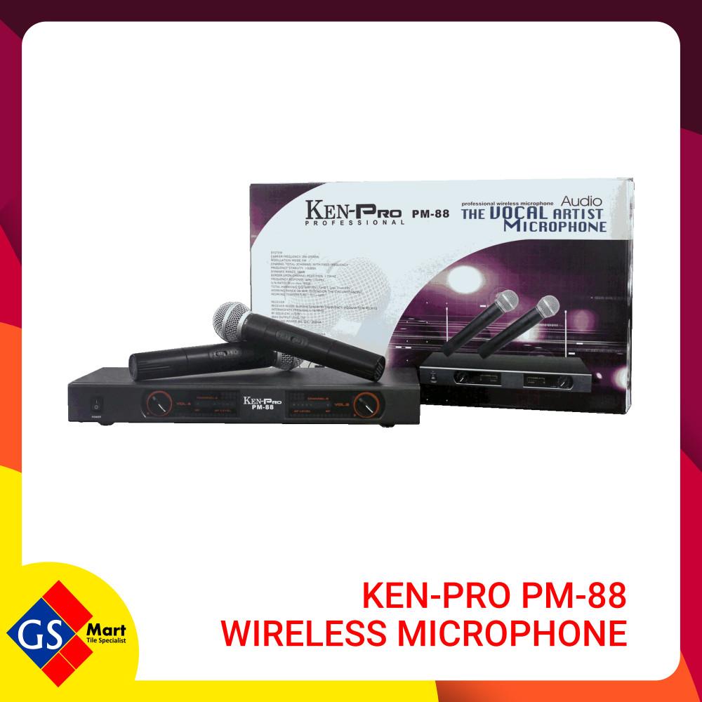 KEN-PRO PM-88 Wireless Microphone