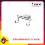 RUBINE RBA-MT-01-SS HOOK