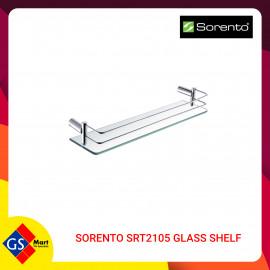 image of SORENTO SRT2105 GLASS SHELF