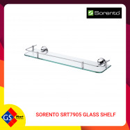 image of SORENTO SRT7905 GLASS SHELF