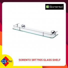image of SORENTO SRT7905 GLASS SHELF
