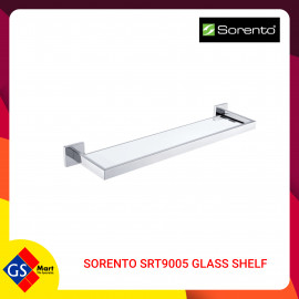 image of SORENTO SRT9005 GLASS SHELF