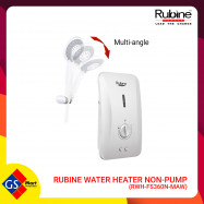 image of RUBINE WATER HEATER NON-PUMP (RWH-FS360N-MAW)