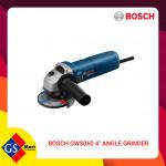 """BOSCH GWS060 4"""" Angle Grinder"""