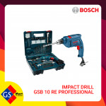 BOSCH IMPACT DRILL GSB 10 RE  PROFESSIONAL