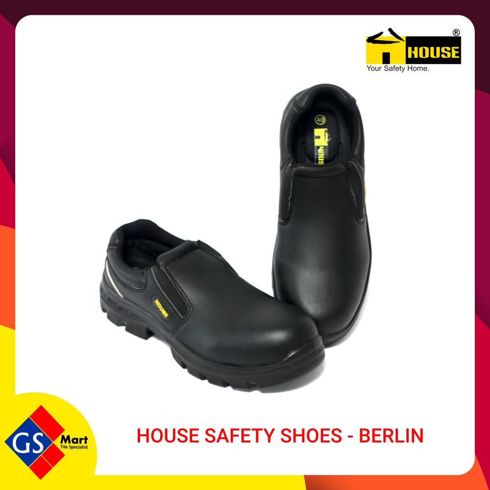 House Safety Shoes - BERLIN