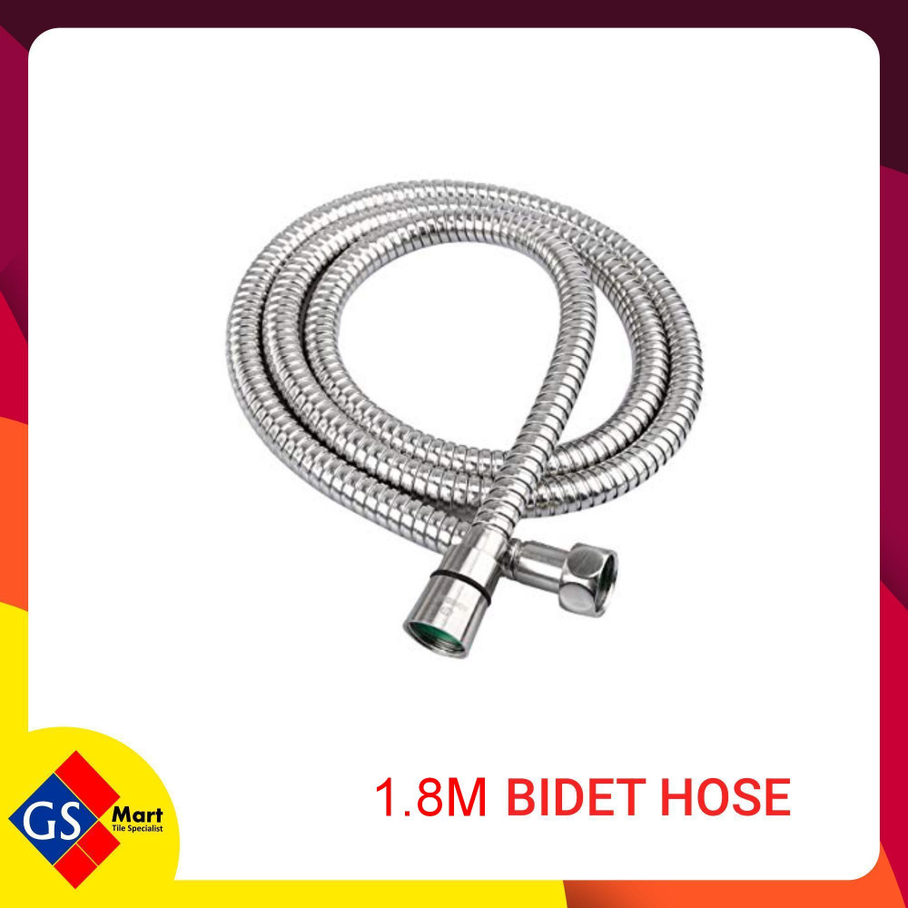 BLITON 1.8M BIDET HOSE