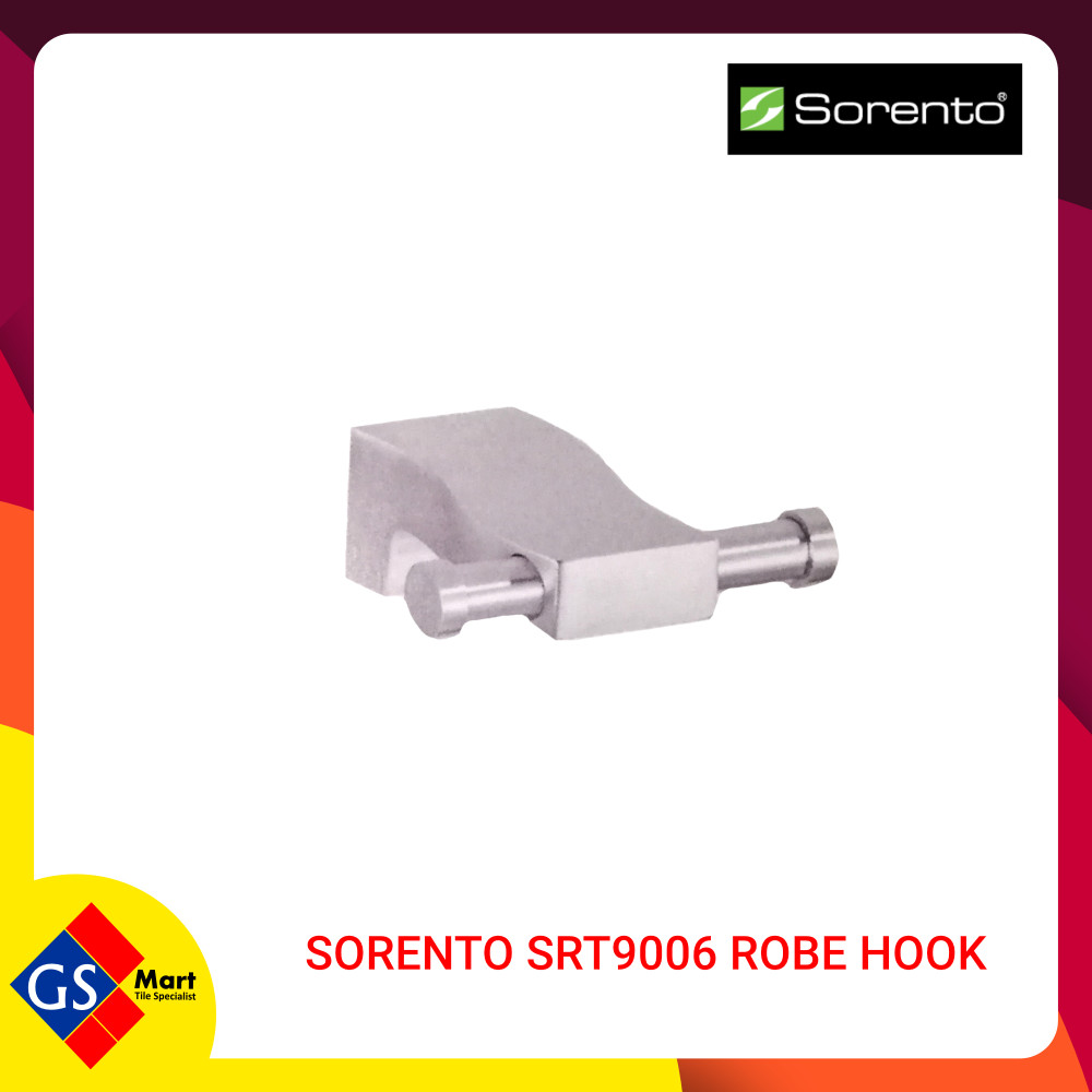SORENTO SRT9006 ROBE HOOK