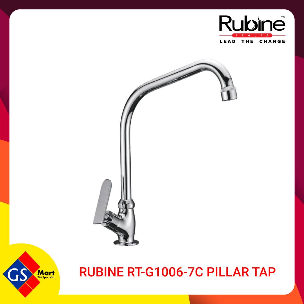 RUBINE RT-G1006-7C PILLAR TAP