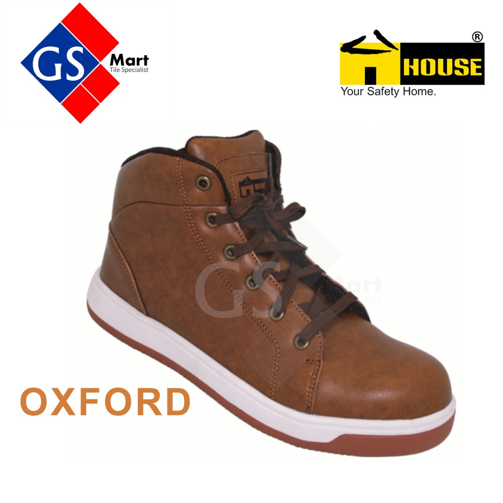 House Safety Shoes - OXFORD