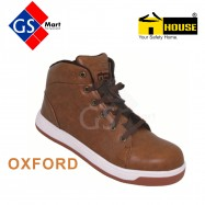 image of House Safety Shoes - OXFORD