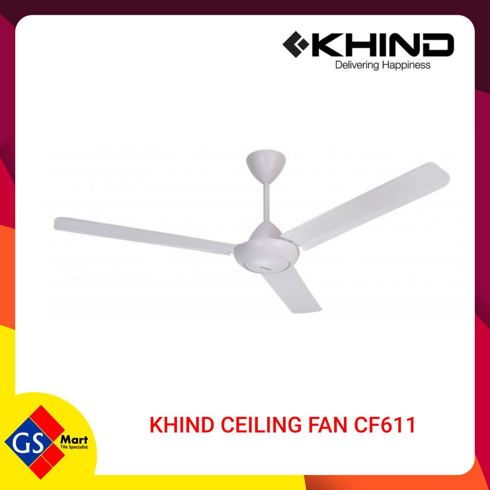 Khind Ceiling Fan CF611