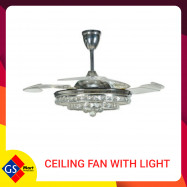 image of CEILING FAN WITH LIGHT