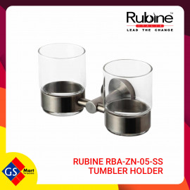 image of RUBINE RBA-ZN-05-SS TUMBLER HOLDER