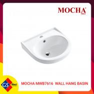 image of MOCHA MWB7616  WALL HANG BASIN