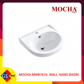 image of MOCHA MWB7616  WALL HANG BASIN