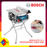 BOSCH GTS 10 J PROFESSIONAL TABLE SAW