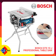 image of BOSCH GTS 10 J PROFESSIONAL TABLE SAW