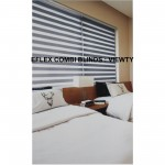 EFLEX ZEBRA SHADES BLINDS VIEWTY