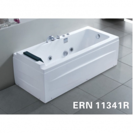 image of EURANO JACUZZI MASSAGE BATHTUB SINGLE LEFT OR RIGHT SKIRTING