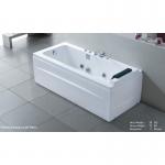 EURANO JACUZZI MASSAGE BATHTUB SINGLE LEFT OR RIGHT SKIRTING