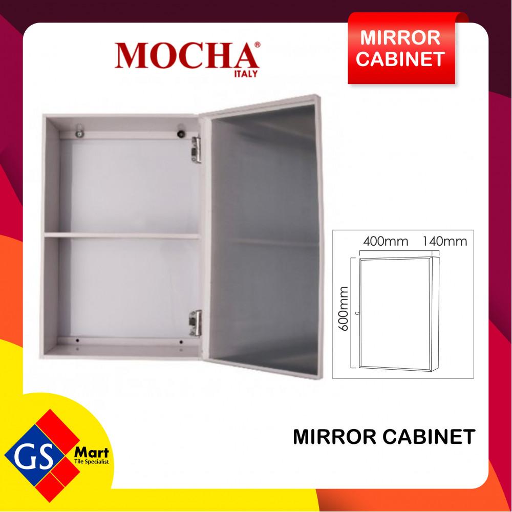 MOCHA  MMC333 MIRROR CABINET