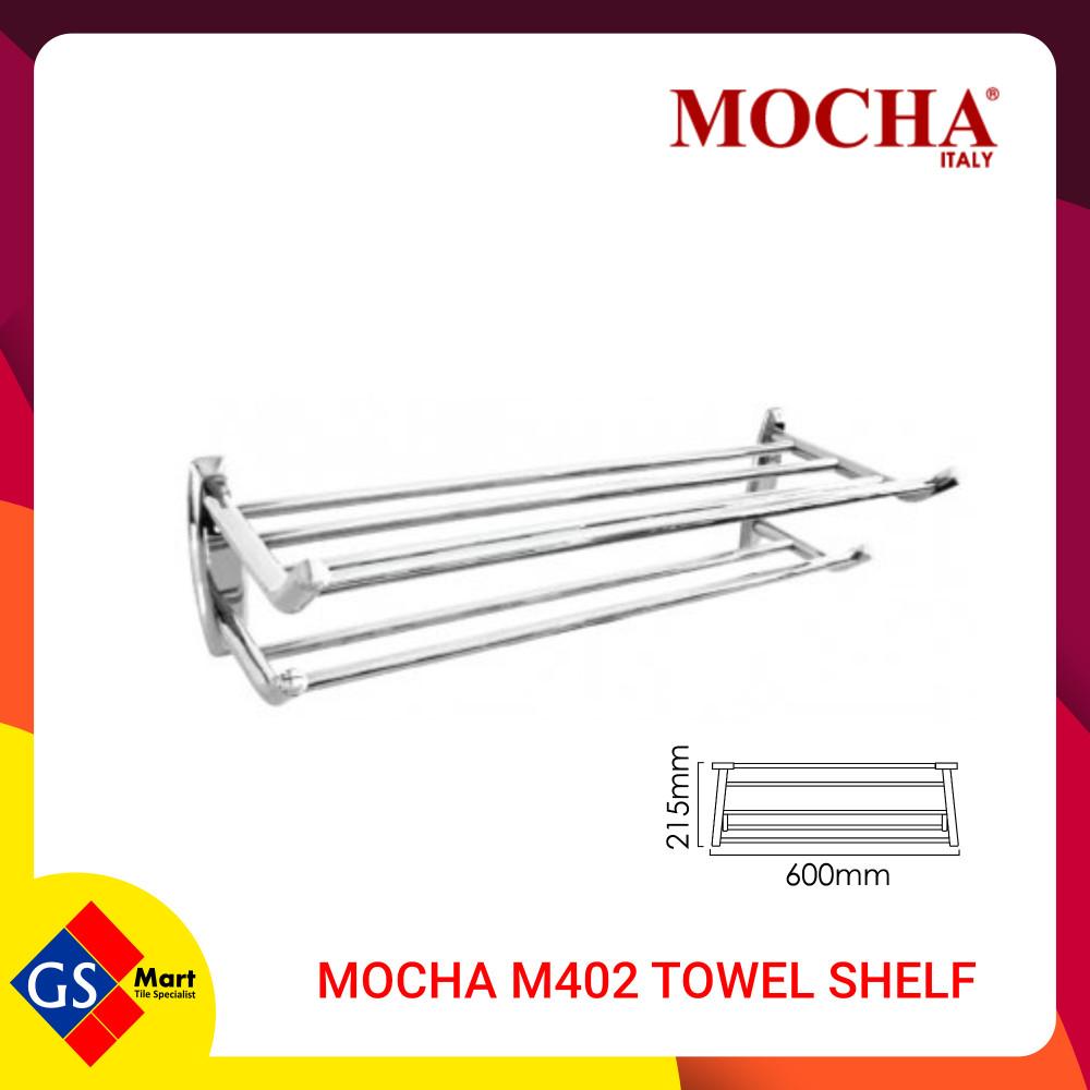 MOCHA M402 TOWEL SHELF