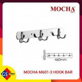 image of MOCHA M601-3 HOOK BAR
