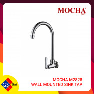 image of Mocha M2828 Wall Mounted Sink Tap