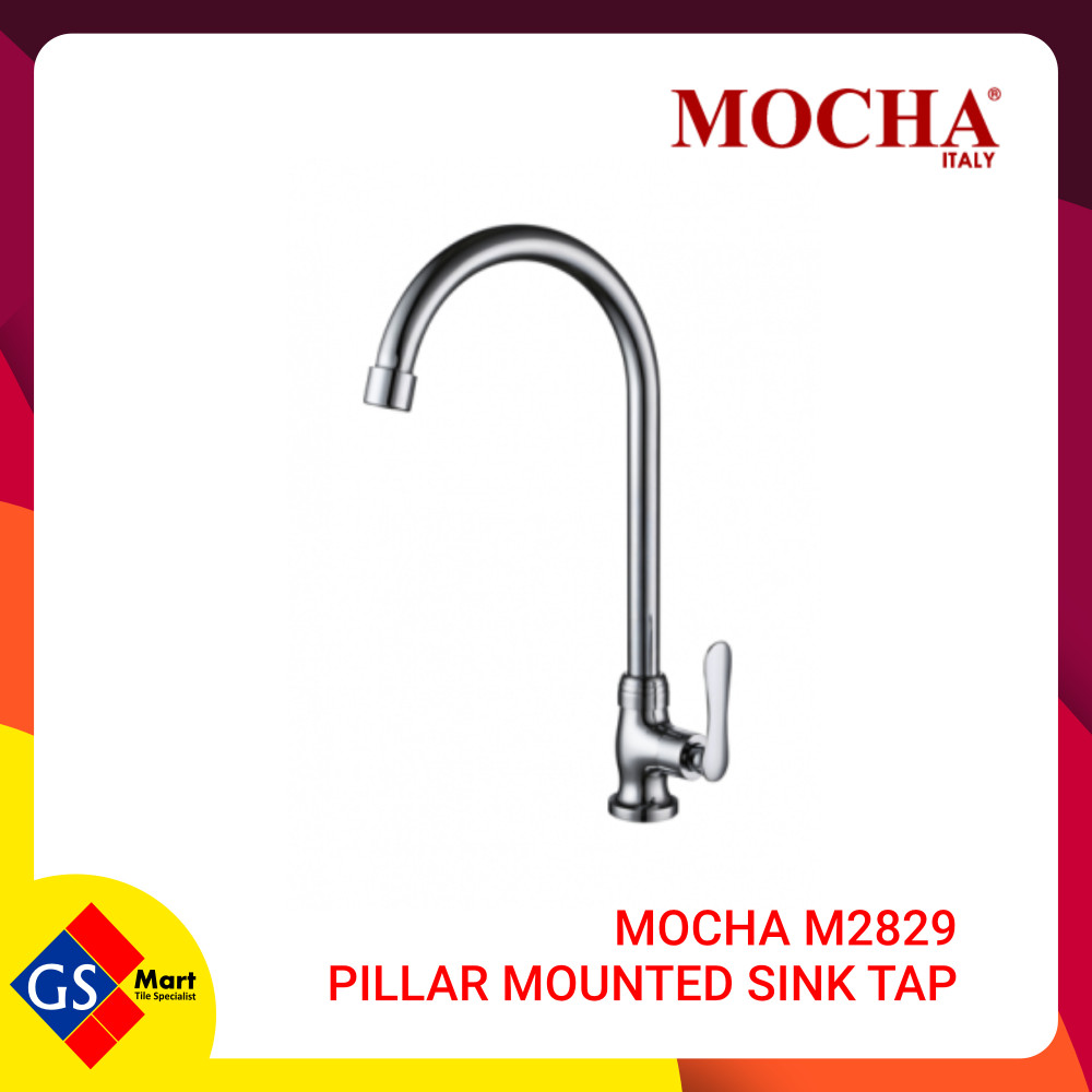 Mocha M2829 Pillar Mounted Sink Tap