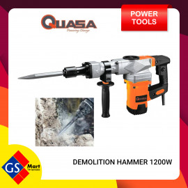 image of QUASA DEMOLITION HAMMER 1200W CYG-DH838