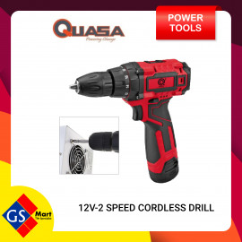 image of 12V 2 SPEED CORDLESS DRILL