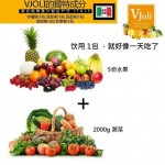 Vjoli Detox 1box 15sac