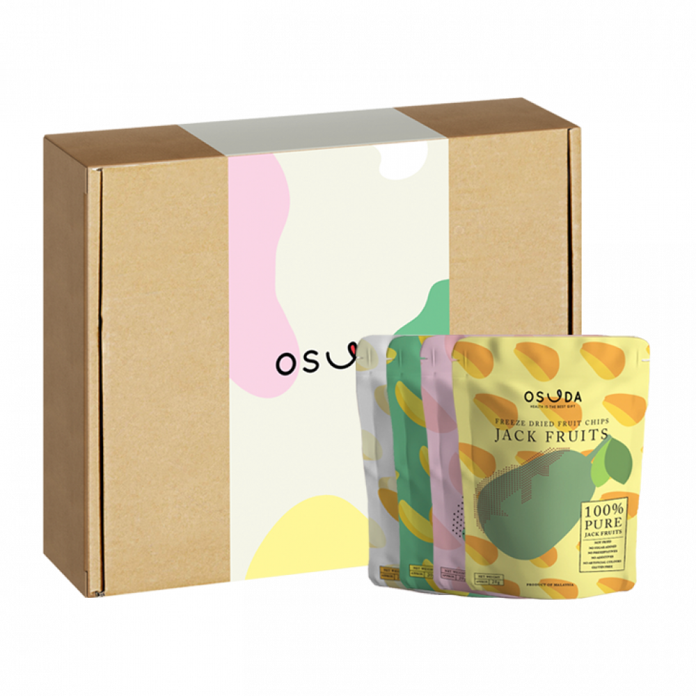 Osuda Freeze Dried Fruit