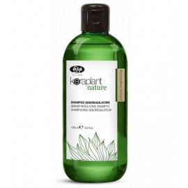 image of LISAP MILANO KERAPLANT NATURE SEBUM-REGULATING SHAMPOO (1000ML)