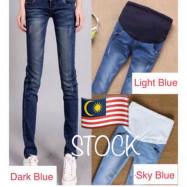 image of [READY STOCK PENANG] Pregnant Pants, Maternity Pants, Seluar Mengandung