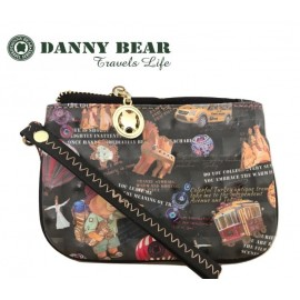 image of Danny Bear Cappadocia Series Pouch