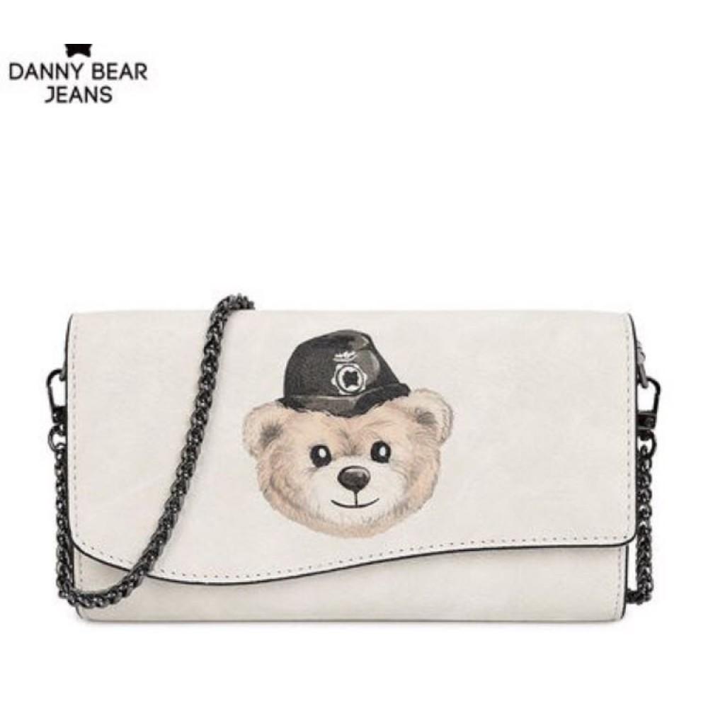 Danny Bear Jeans Series Hong Kong Style