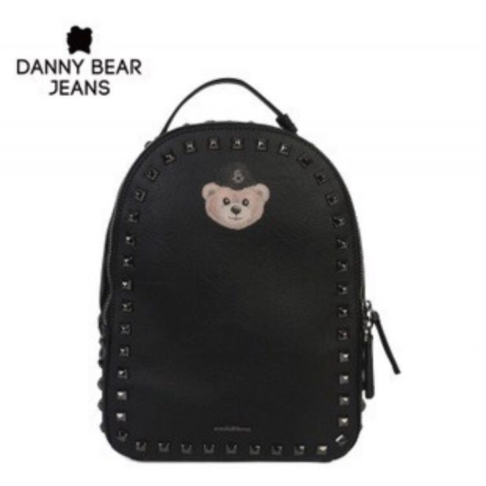 Danny Bear Jeans Series Backpack