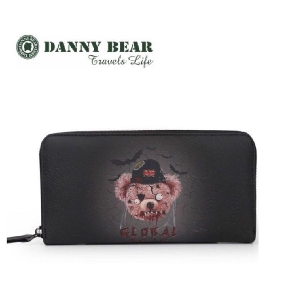 Danny Bear Jeans Series Halloween Wallet