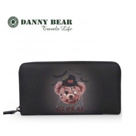 image of Danny Bear Jeans Series Halloween Wallet