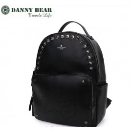 image of Danny Bear Jeans Series Unisex Large Bacpack